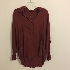 Free people shirt